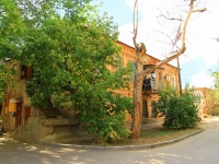Волгоград, улица Клинская, дом 37. многоквартирный дом