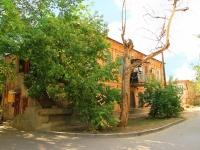 Volgograd, st Klinskaya, house 37. Apartment house
