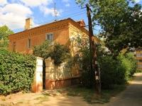 Volgograd, st Klinskaya, house 38. Apartment house