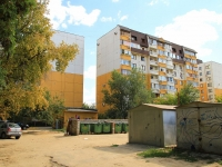Volgograd, st Klinskaya. garage (parking)