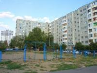 Волгоград, улица Кузнецкая, дом 24. многоквартирный дом