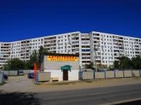 Волгоград, улица Кузнецкая, дом 32А. гараж / автостоянка
