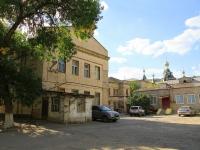 Волгоград, улица Липецкая, дом 6. офисное здание