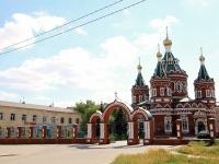 Волгоград, улица Липецкая, дом 10. собор Казанский Кафедральный Собор