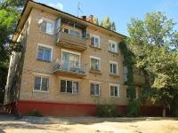 Волгоград, улица Нежинская, дом 1А. многоквартирный дом
