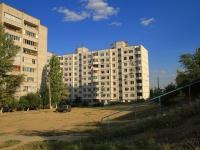 Волгоград, улица Новоузенская, дом 10А. многоквартирный дом