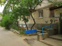 Волгоград, улица Профсоюзная, дом 17. многоквартирный дом
