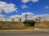Volgograd, st Profsoyuznaya. bridge