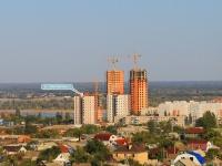 Волгоград, улица Авиаторская, дом 4. многоквартирный дом