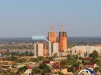 Волгоград, улица Авиаторская, дом 2. многоквартирный дом