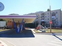 Волгоград, улица Авиаторская, дом 2Б. автозаправочная станция