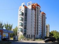 Волгоград, улица Авиаторская, дом 3А. многоквартирный дом