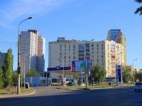 Волгоград, улица Стадионная, дом 34А. автозаправочная станция