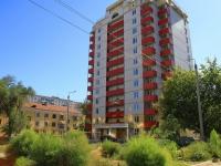 Volgograd, Adzharskaya st, 房屋 18. 公寓楼