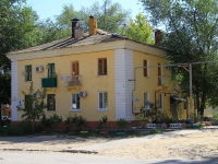 Волгоград, улица Аджарская, дом 35. многоквартирный дом