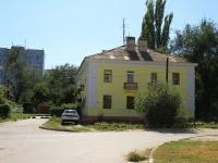 Волгоград, улица Аджарская, дом 45. многоквартирный дом