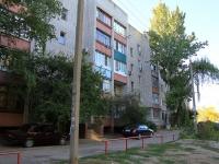 Волгоград, улица Гвоздкова, дом 14. многоквартирный дом