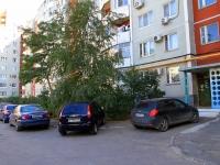 Волгоград, улица Казахская, дом 8А. многоквартирный дом