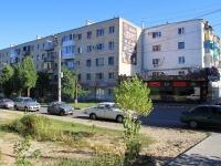 Волгоград, улица Казахская, дом 25. многоквартирный дом