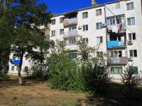 Волгоград, улица Казахская, дом 27. многоквартирный дом