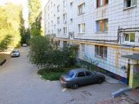 Волгоград, улица Казахская, дом 28. многоквартирный дом