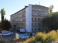 Волгоград, улица Логовская, дом 1. техникум Республиканский заочный автотранспортный техникум