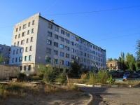 Волгоград, улица Логовская, дом 5. многоквартирный дом