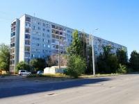 Волгоград, улица Новосибирская, дом 66. многоквартирный дом