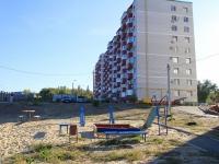 Волгоград, улица Песчанокопская, дом 15. многоквартирный дом