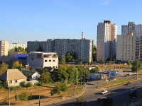 Volgograd, st Sukhov, house 18/СТР. building under construction