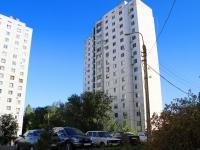 Volgograd, st Sukhov, house 21. Apartment house