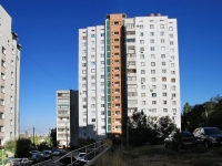 Volgograd, st Sukhov, house 25. Apartment house