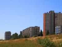 Волгоград, улица Тулака, дом 2/1. многоквартирный дом