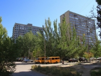 Волгоград, улица Тулака, дом 5. многоквартирный дом