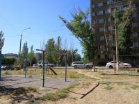 Волгоград, улица Тулака, дом 7. многоквартирный дом