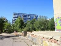 Волгоград, улица Тулака, дом 9. многоквартирный дом
