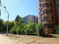 Волгоград, улица Тулака, дом 10. многоквартирный дом