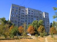 Волгоград, улица Тулака, дом 13. многоквартирный дом
