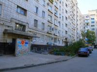 Волгоград, улица Тулака, дом 14. многоквартирный дом