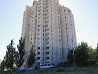 Волгоград, улица Шауляйская, дом 2А. многоквартирный дом