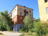 Волгоград, улица Юрьевская, дом 4. многоквартирный дом