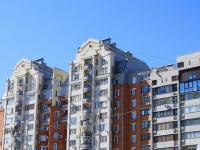 Волгоград, улица Ярославская, дом 12. многоквартирный дом
