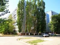 Волгоград, улица Набережная Волжской Флотилии, дом 13. многоквартирный дом