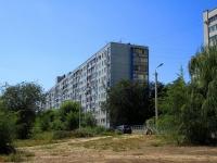 Волгоград, улица Набережная Волжской Флотилии, дом 27. многоквартирный дом