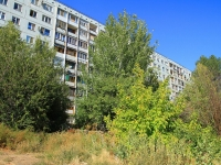 Волгоград, улица Набережная Волжской Флотилии, дом 37. многоквартирный дом
