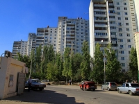 Волгоград, улица Академика Богомольца, дом 2. многоквартирный дом