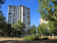 Волгоград, улица Гороховцев, дом 4А. многоквартирный дом