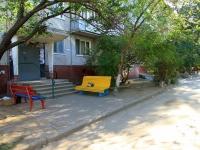 Volgograd, st Gorokhovtsev, house 14. Apartment house
