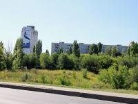 Volgograd, st Gorokhovtsev, house 30. Apartment house