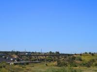 Volgograd, st Gorokhovtsev. bridge